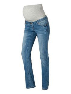 Regular fit maternity jeans from Mamalicious