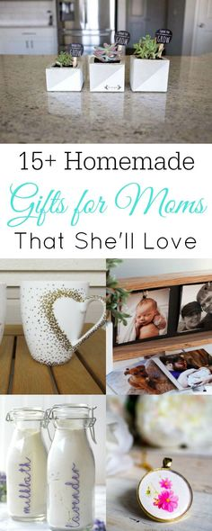 70 Best Homemade Gifts For Mom Images In 2019 Homemade Gifts For