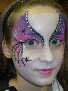 purple face art | note that all photographs featured remain the property of the artist ...