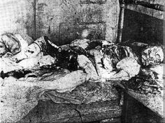 The ripper's murders,victims( Marry Jane Kelly)