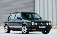 VW Ends Golf I Production in South Africa with Citi Golf Limited Edition Volkswagen Golf Mk1, Vw Mk1, Volkswagen Models, Golf 1, Diesel, City Golf, First Car, All Cars, South Africa