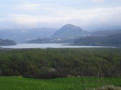 Cogliandrino's dam.