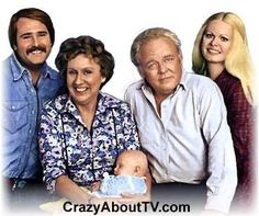 vintage tv shows | all in the family | Old TV Shows:
