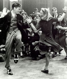 Robert Sean Leonard, Tushka Bergen - Swing Kids