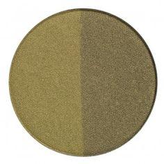 IDUN Minerals duo eyeshadow, two shades for great variation.MISTEL - moss green duet.  #eyeshadow #mineralmakeup #idunminerals