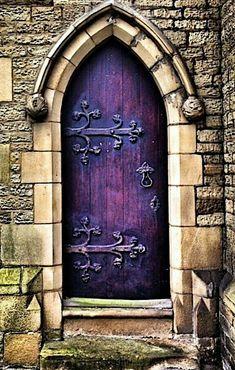 Up To 40 Off Composite Doors In Essex South East SEH BAC. Entrance Doors Back Doors St Helens Windows Home . Cool Doors, Unique Doors, Door Knockers, Door Knobs, Purple Door, Purple Front Doors, When One Door Closes, Grand Entrance, Closed Doors