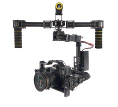 Cheesycam CAME 7000 3 Axis Active Stabilized Brushless DC Motor Stabilizer Gimbal Build First Impression Test Demo