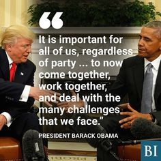 President Obama quotes.