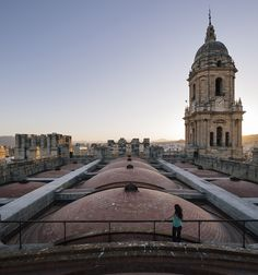 ARCHDAILY: Tourist Access Adaptation to the Domes of The Cathedral of Malaga / Marina Uno Arquitectos http://www.davincilifestyle.com/archdaily-tourist-access-adaptation-to-the-domes-of-the-cathedral-of-malaga-marina-uno-arquitectos/            Tourist Access Adaptation to the Domes of The Cathedral of Malaga / Marina Uno Arquitectos                        © Imagen Subliminal                                                                                   +25