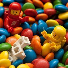 Avenue des Jeux - Triez les M avec des LEGO