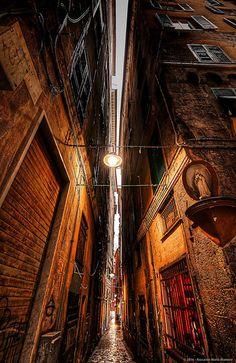 Vico Del Filo, #Genova, #Italy