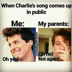 D'oh Oh hell yessss total y describes me exept my sis and bro would be annoyed Charlie Puth, Funny Quotes, Funny Memes, Jokes, Hilarious, Charlie Songs, Boyfriend Memes, Dear Future Husband, King Of Music