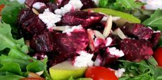 Gluten Free Bone Suckin' Yaki Beet Salad Recipe