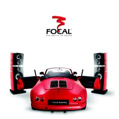 Focal, like no other ! Vehicles, Car, Automobile, Cars, Vehicle, Autos, Tools