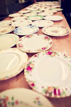 inspired by out dinner at abc kitchen the hunt is on for cool plates.  no need for matching in our house.  eclectic, fun, cool please