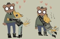 night in the woods Game Character, Character Design, Night In The Wood, Video Game Art, Video Games, Woodland Creatures, Cute Gay, Furry Art, Drawing Reference