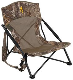 Browning Camping Strutter Chair - MC   http://huntinggearsuperstore.com/product/browning-camping-strutter-chair/?attribute_pa_style=mc
