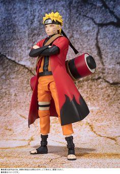Anime & Figure News - [exclusive] Naruto – Uzumaki Naruto Saga Mode -Complete Ver.Figuarts non-scale action figure by Bandai Naruto Uzumaki, Anime Naruto, Itachi, Boruto, Manga Anime, Narusaku, Shikamaru, Figurine Naruto, Anime Figurines