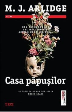 M.J. Arlidge - Casa papusilor - Science Fiction, Reading, Movie Posters, Home, Adventure, Livres, Sci Fi, Film Poster, Popcorn Posters