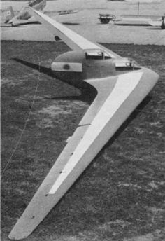 I.Ae. 34 Clen Antú (1949), sometimes known as the Horten XVa after its designer…