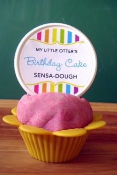 My Little Otter: Sensa-Dough