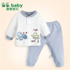 Find More Clothing Sets Information about New Arrival 2015 Newborn Baby Clothing Spring Autumn Sets High Quality 100% Cotton for Bebe Girl Bebe Boy Suits Hot Sale,High Quality clothing space,China suit towel Suppliers, Cheap suit custom from GG. Baby Flagship Store on Aliexpress.com