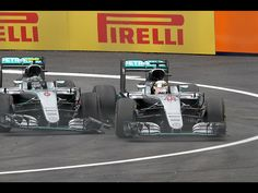 GP Austria 2016. Rosberg pulls a trick with Hamilton which made Rosberg finish 4th instead of 2nd.