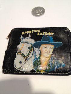 Hopalong Cassidy Wallet Coin