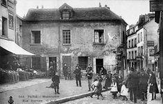 Rue Norvins Paris 18ème