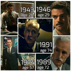 Howard Stark, MCU Marvel