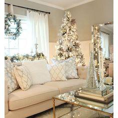 @elpetersondesign  living room. LOVE the mouldings!!!!