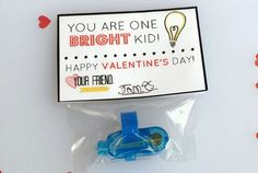 finger light toy and printable - 15 Valentine's Day Free Printables - ParentMap