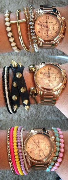 Accessorize with Arm Parties!