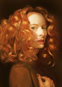 Collection: Tilda Swinton by techgnotic on DeviantArt