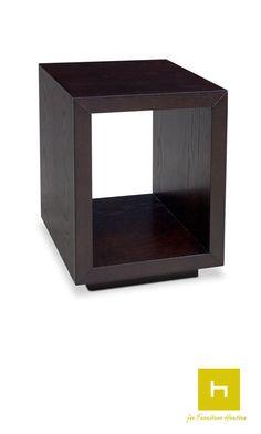 Juno Box Lamp Table
