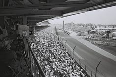 Collection: Dave Friedman collection, Accession Number: Repository: Benson Ford Research Center, The Henry Ford Rights: Creative Commons BY-NC-ND Collection Finding Aid in PDF Format: Finding aid for the Dave Friedman collection, Indy Car Racing, Indy Cars, Indianapolis Motor Speedway, Henry Ford, Grand Prix, Railroad Tracks, Race Cars, Indie, Objects