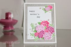 Little Crafty Pill: Happy Mother's day