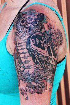 love david hale's work...beautiful! i don't know how i feel about the third eye, but i love this overall piece.