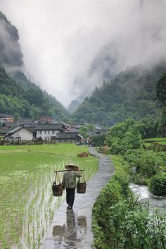 Timeless China, Dehang / Hunan (by craigkass). https://www.flickr.com/photos/22399560@N00/