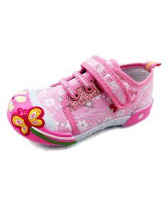 Look at this #zulilyfind! Chulis Footwear Light Pink Alice Sneaker by Chulis Footwear #zulilyfinds