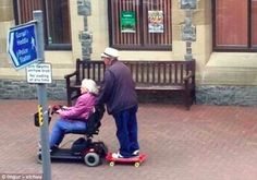 Imgur photos prove that true love never gets old | Daily Mail Online