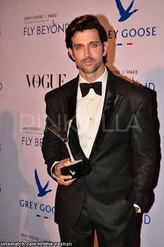 Hrithik Roshan (born 10 January 1974) is an Indian film actor. He has established a successful career in Bollywood, has won six Filmfare Awards, and is cited in the media as one of the most attractive male celebrities in India. like : http://www.Unomatch.com/Hrithik-roshan/