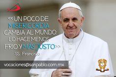 Anímate a seguir a Cristo + de cerca como hermano o sacerdote paulino vocaciones@sanpablo.com.mx Visita nuestra página web