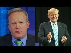 Sean Spicer: Trump offered American voters a detailed plan - YouTube