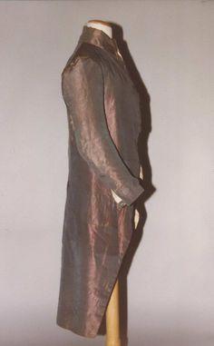 Marsina maschile | Identifier 00003565 | Temporal keyword 1795 ca. | Creator Manifattura italiana | Galleria del Costume di Palazzo Pitti