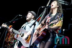 Of Monsters And Men - Sydney Laneway Festival, Saturday 2 February 2013