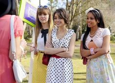 sarah hyland as dylan showenfield in geek charming cutest clothes makeup and hair ever. Black Bedroom Furniture Sets. Home Design Ideas