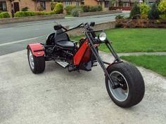 VW trike, I'm tempted