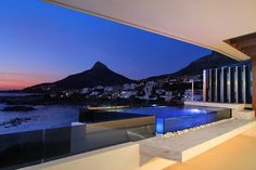 Luxury Cape Town Villas & Apartments - Victoria Road, Camps Bay, Cape Town