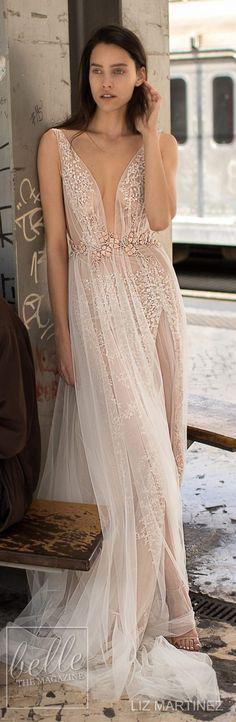 Wedding Dress by Liz Martinez 2018 Bridal Collection